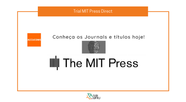 Trial MIT Press 2020